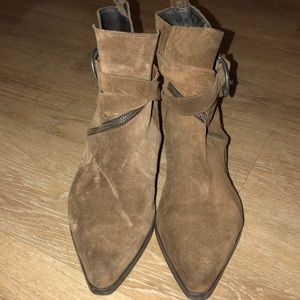 All Saints Tejus Zip Boots